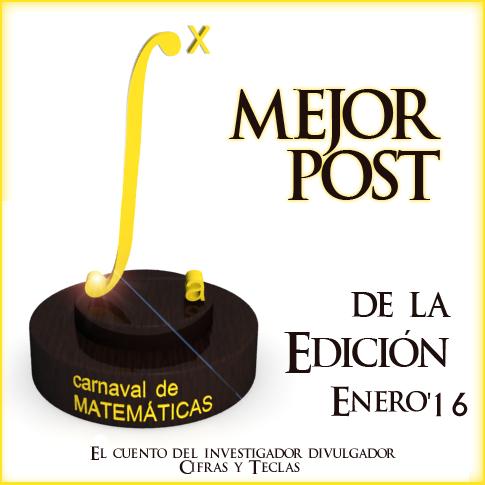 """Premio de la Edición 6.X: """"El grafo"""" del Carnaval de Matemáticas"""