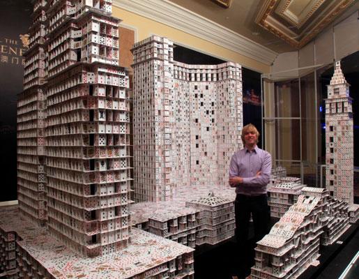 ¿Cuántas cartas hacen falta para construir un castillo de naipes? (Reto 77, propiedad 1)