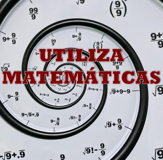 Convocada la 3ª edición del concurso «Utiliza matemáticas» (2015)